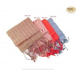 Nepal Schal - Bhutan Design, Baumwolle