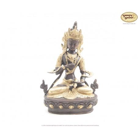 Original Messing Statue Vajrasatva 21cm