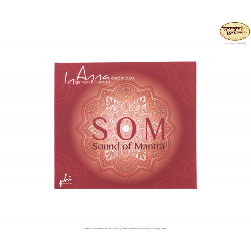 SOM - Sound of Mantra, CD