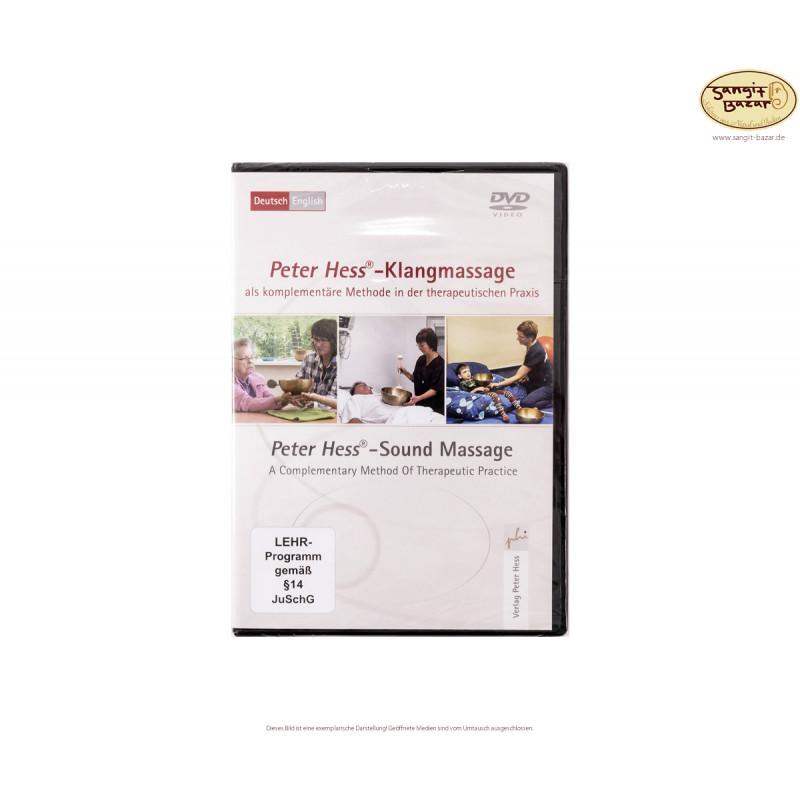Peter Hess-Klangmassage als komplementäre Methode in der therapeutischen Praxis
