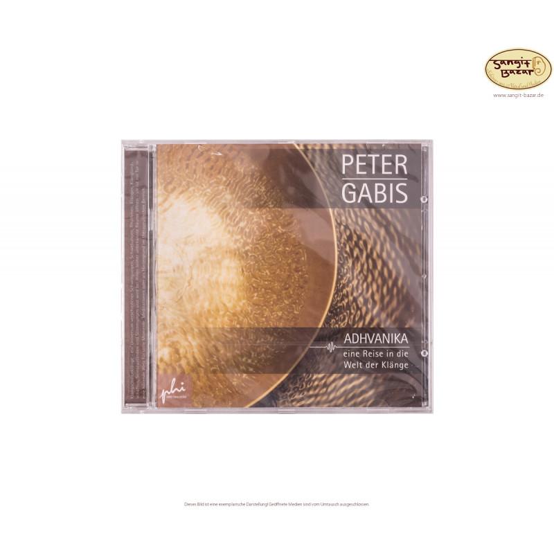 Adhvanika - eine Reise in die Welt der Klänge, CD