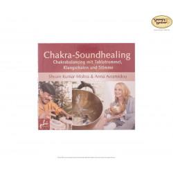 Chakra-Soundhealing, CD